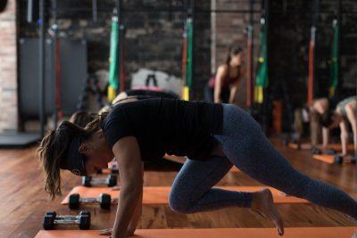 Fusion Integrated Training Yoga