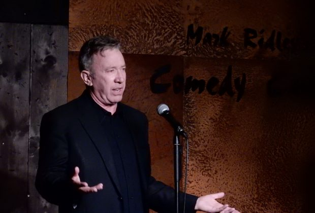 Tim Allen Comedy Castle