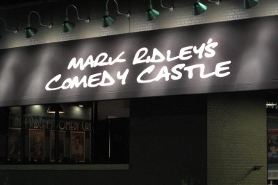 Mark Ridley's Comedy Castle
