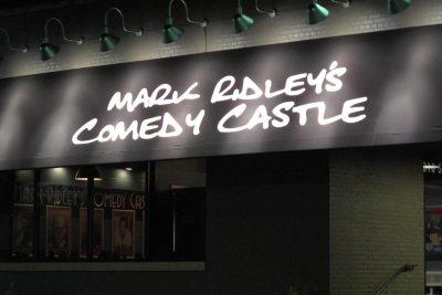Mark Ridley's Comedy Castle